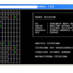 Screenshot of Minesweeper